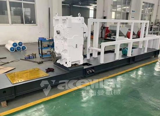 塑料建筑模板机器、塑料建筑模板生产线