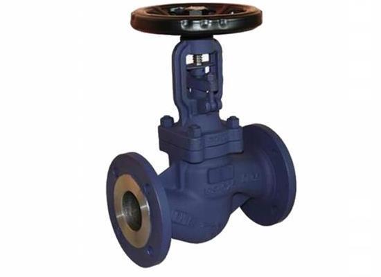 进口蒸汽截止阀 波纹管截止阀