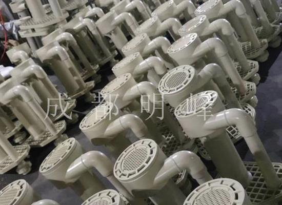 立式塑料耐酸堿液下泵