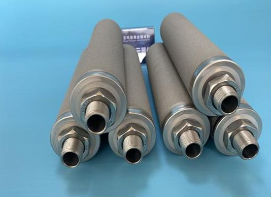 YG-LX-003过滤设备充气布气高效微孔金属膜管