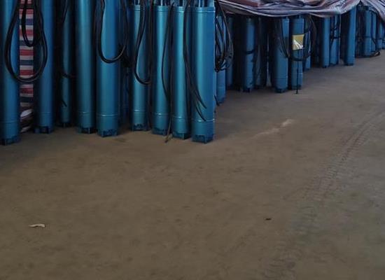 耐高溫深井潛水泵-大流量井用熱水泵