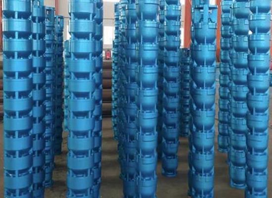 井用熱水泵耐溫度數-地熱井用潛水泵