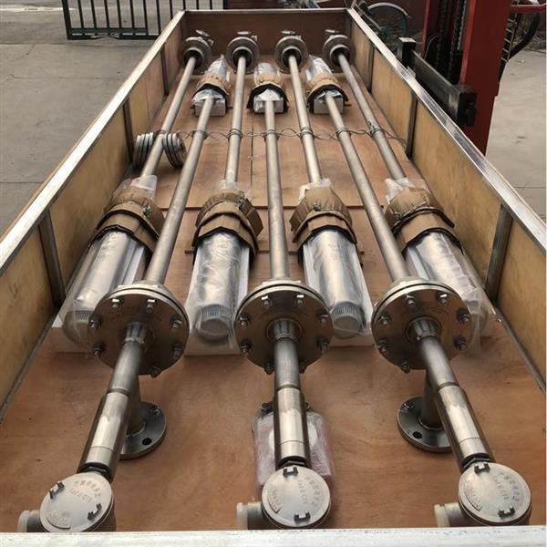 Ga級0區不銹鋼液下泵,YQYB防爆化工潛泵,甲醇甲苯丙酮等