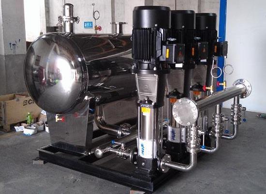 三利智能高楼供水设备 高楼二次加压供水设备,跟高楼缺水拜拜