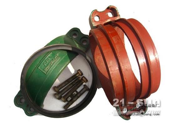 梧州消防专用沟槽卡箍式接头