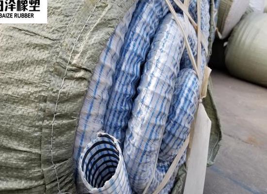 地下建筑物用软式弹簧透水管排水 衡水软式弹簧透水管支持定制