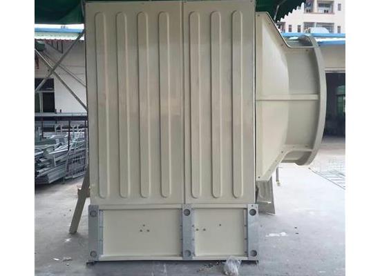 小型方形制冷水塔侧出风冷却塔