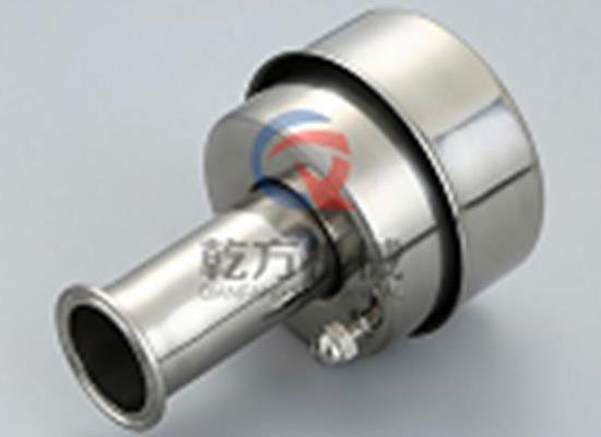 304 316L材质快装排气呼吸阀/呼吸器/90度水封呼吸器