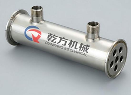 卫生级304冷凝器/蒸发器/水冷却器/冷凝器水冷/换热管