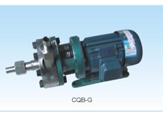 耐高压高温磁力泵