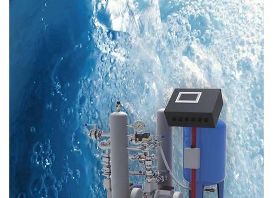 科什納 自動定壓補水(排氣)裝置 排氣定壓補水機組