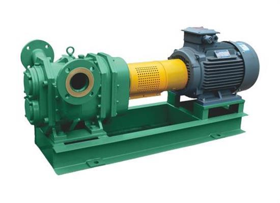转子泵的应用领域及性能优势介绍