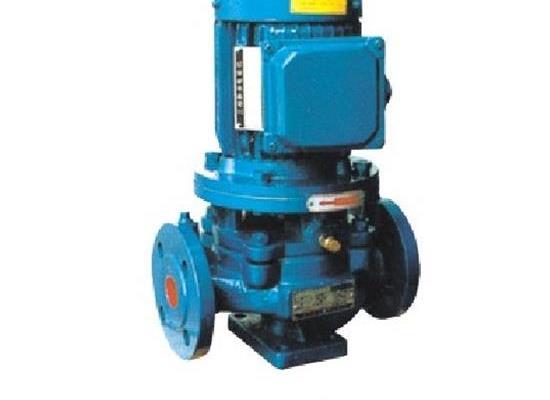 管道离心泵IRG热水型