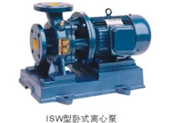 卧式管道离心泵ISW