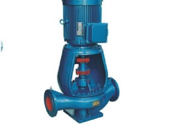 管道离心泵ISGB型