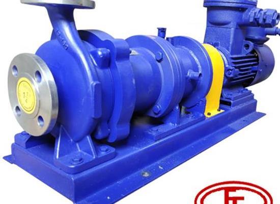 CQG80-65-125高温磁力泵