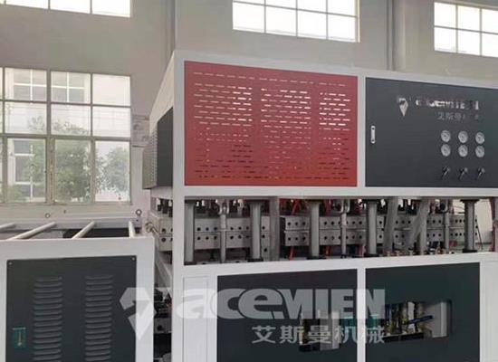 中空塑料建筑模板设备、中空模板设备哪家好、找艾斯曼机械