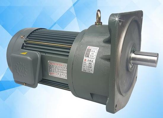 熔喷布网帘输送带用GV40-2200-30S 40轴减速电机