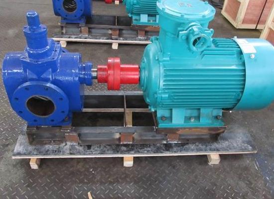 YCB12-0.6圆弧齿轮油泵