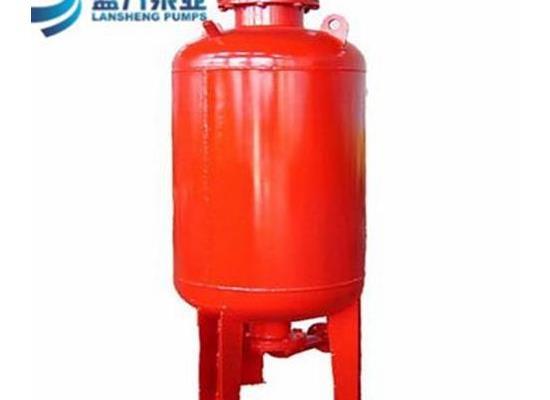 临沂手续齐全隔膜式气压罐生产厂家是山东蓝升泵业