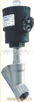 气动角座阀(QY290)