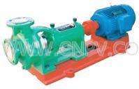 耐磨耐腐蚀泵衬胶泵(80KFJ-38)