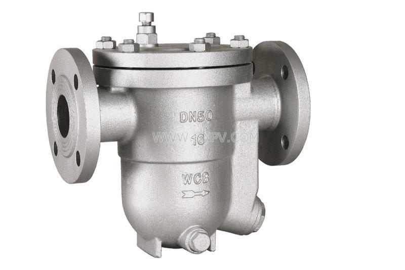 自由浮球式蒸汽疏水阀(CS41H-16C)