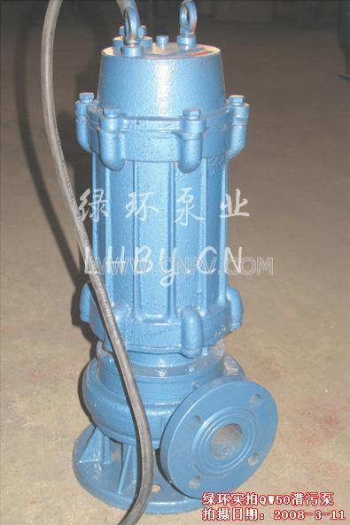污水提升泵(QW)