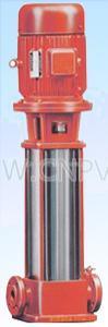 多级消防泵(XBD)