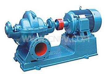 S、Sh单级双吸中开泵(250S(Sh)65A)