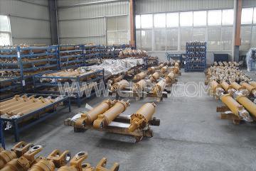上海嘉定融合在了一起油缸专业厂(HSG100-500)
