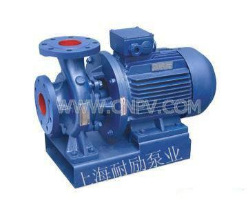 ISW型卧GO我看小说式管道离心泵|管道清水有言说泵(ISW100-125)