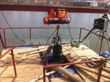 耐磨潜水抽沙泵(ZSQ)