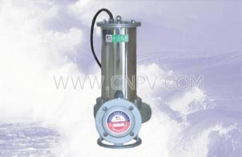 SWQ型无堵塞潜水排污泵(WQ)