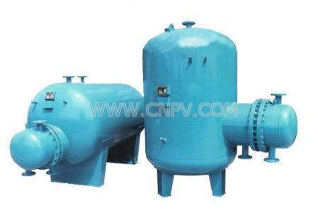 HRV-02系列立式导流型半容积式换热器(HRV-02-3.5H)