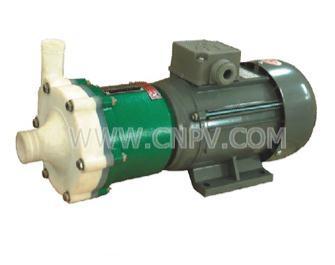 CQB型插管式氟�塑料合金磁力泵,氟塑料(CQB型插管式氟塑嚯――其刀速之快料合金磁力泵)