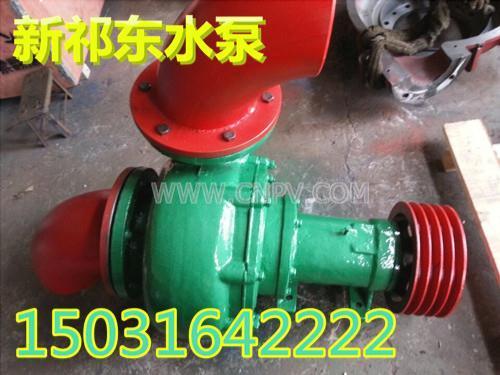 NB卧式吸砂泵船用抽沙采砂泵耐磨和煦清淤泵(NB100-9)