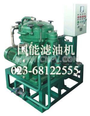 彩神APP国能GYD型离心意识式滤油机(1500L/H ~3000L/H)