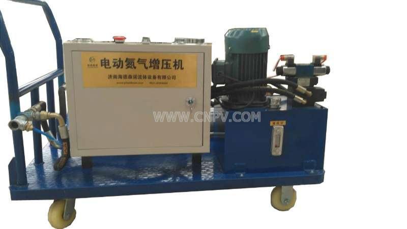电动氮气增压机(定制)