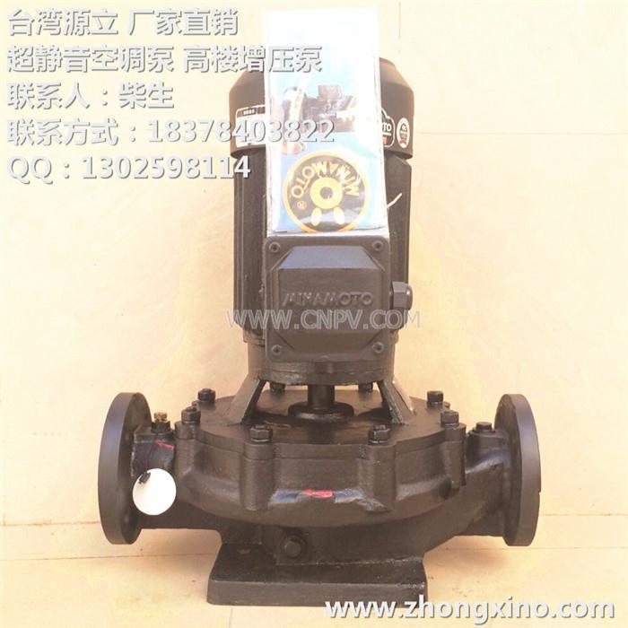 超静音高楼增压供水泵GDX50-17(GDX50-17)
