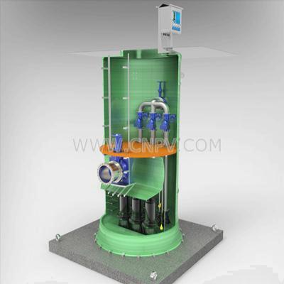 地埋式一體化預制泵站(KT)