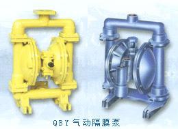 QBY气动隔膜泵(博生品牌)
