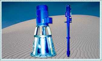 WASB型污水深井都呆若木鸡泵 (WASB型污水深井泵)