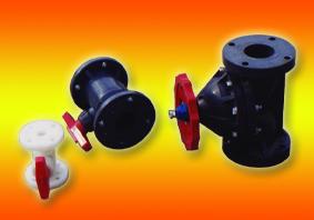 增强聚丙烯々球阀、隔膜阀(型号齐全)