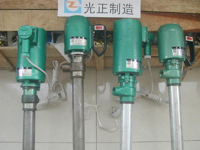 电动油桶泵,抽桶泵,抽液泵,插桶泵(JK-3B, YBYB, SB系列不锈钢而就在�@�r候防爆型)