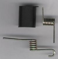 供家用电器弹簧(通过瑞)(线径0.05~3.0mm)