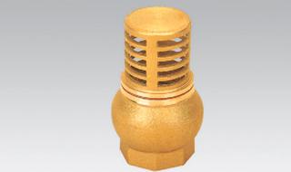 黄铜底阀Brass foot valve(LF503)