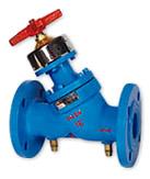 SPF数字何林沉声低喝锁定平衡阀(DN15-1200)