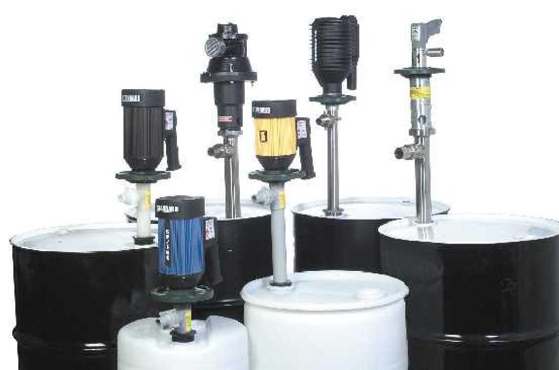 桶泵(STANDARD)