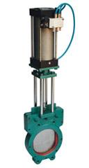 气动浆液阀(Z673)